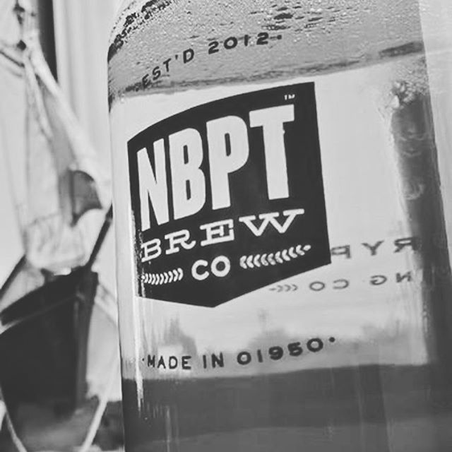 Playing songs at @nbptbrewing this evening with @metzystaqueria and @evolvementradio.  5 pm!